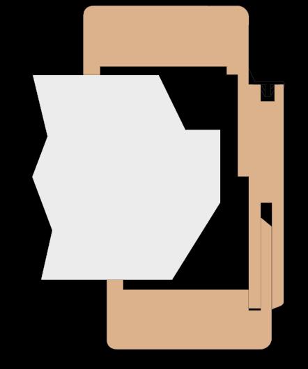 skizze durchgangszarge