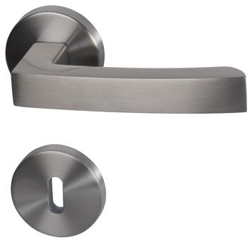 Phönix - R - Türdrücker / Rosettengarnitur - Südmetall GmbH