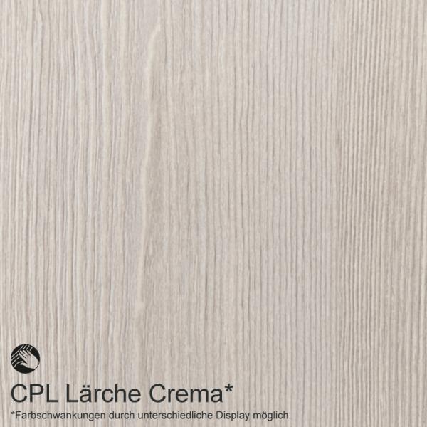 Lärche Crema Mustertafel für Zimmertüren & Türzargen CPL Maserung