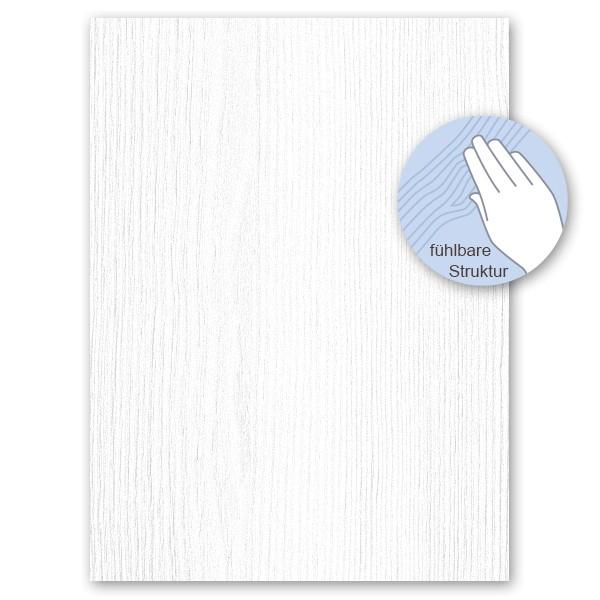 Lärche Weiß Mustertafel für Zimmertüren & Türzargen CPL Maserung  - tuerenmarkt24