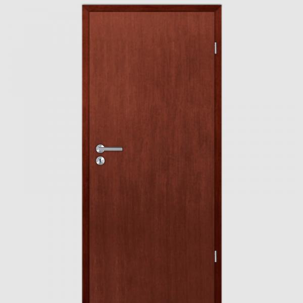 Mahagoni Echtholzfurnierte Innentür / Zimmertür Furnier