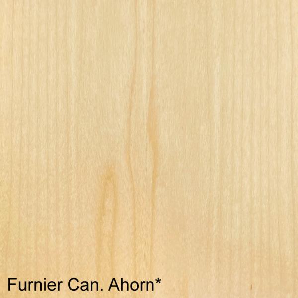Canadisch Ahorn Mustertafel für Zimmertüren & Türzargen Furnieroberfläche