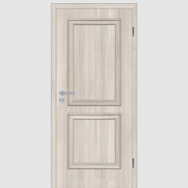 CPL Lärche Crema Melance 02.0 Landhaustüren mit Zarge Maserung Aufrecht
