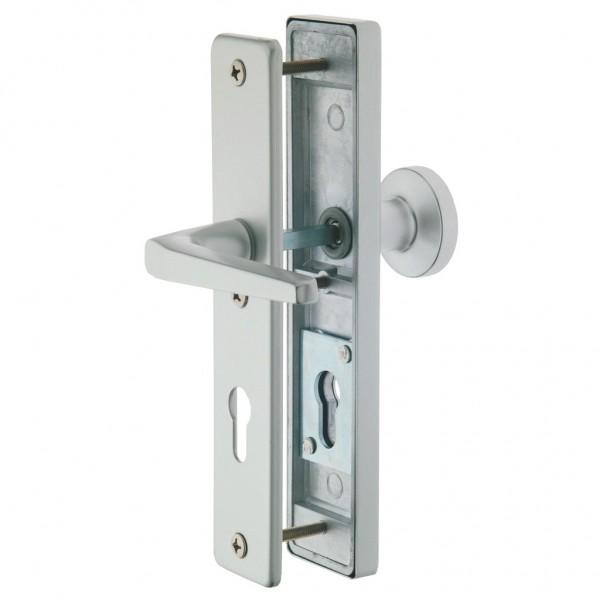 Tora II - Aluminium F2 - Sicherheitsbeschlag / Schutzbeschlag - Südmetall