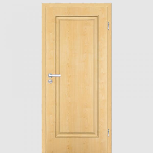 CPL Ahorn Melance 01.0 Landhaustüren mit Zarge Maserung Aufrecht