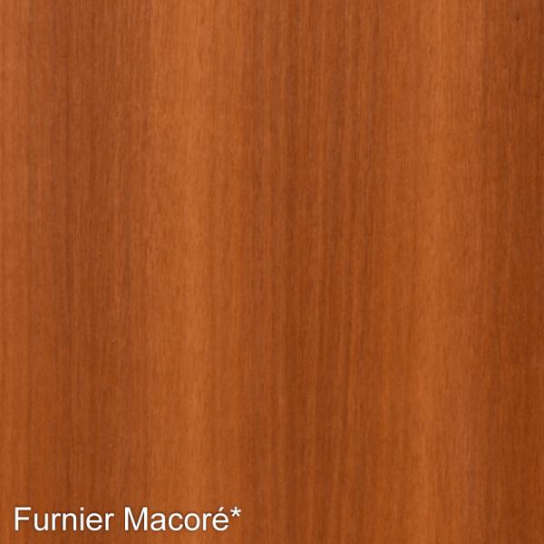 Macoré Mustertafel für Zimmertüren & Türzargen Furnieroberfläche
