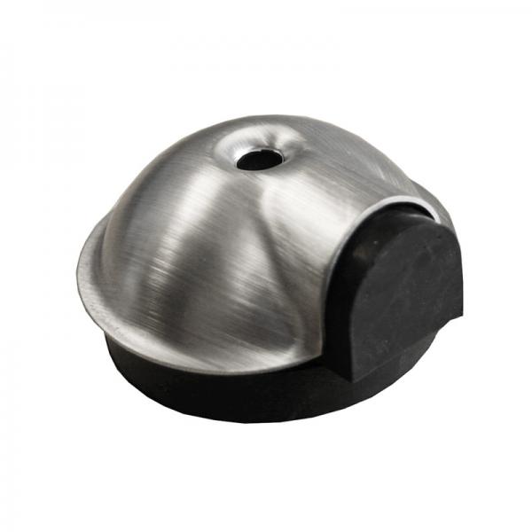 Türstopper / Bodentürpuffer - flach edelstahl - Südmetall GmbH