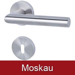 Türdrücker Moskau Edelstahl