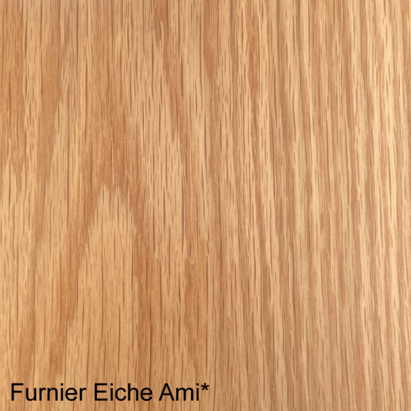 Eiche Amerikanisch Mustertafel für Zimmertüren & Türzargen Furnieroberfläche