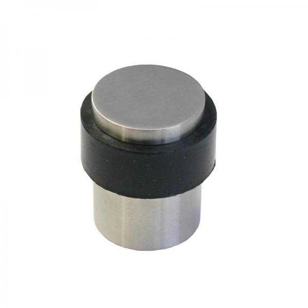 Türstopper / Bodentürpuffer - rund edelstahl - Südmetall GmbH