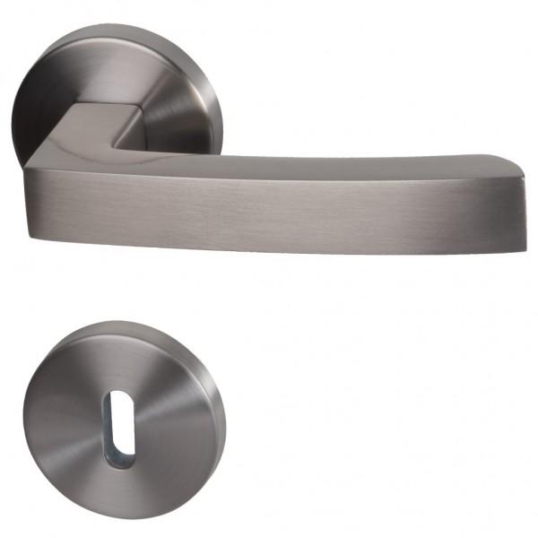 Phönix - R - Türdrücker / Rosettengarnitur - Südmetall
