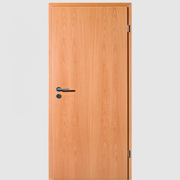 Buche Echtholzfurnierte Innentür / Zimmertür Furnier Aufrecht