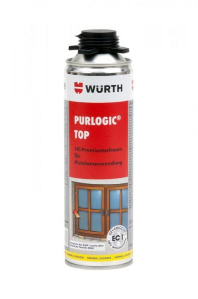 1K Pistolenschaum PURLOGICTOP 500ml - Würth GmbH & Co. KG