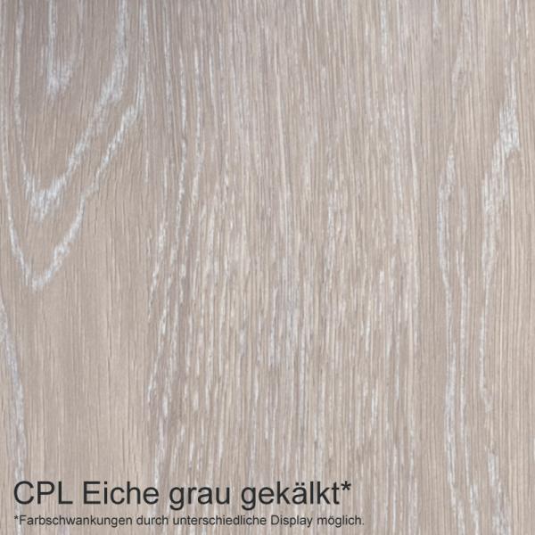 Eiche grau gekälkt Mustertafel für Zimmertüren & Türzargen CPL Maserung  - tuerenmarkt24