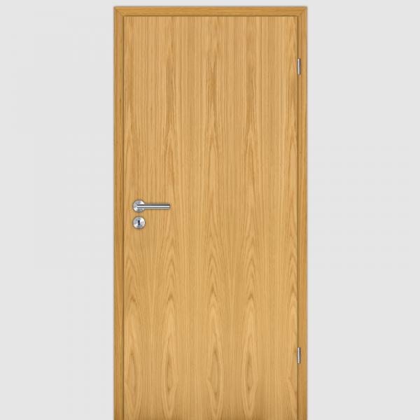 Eiche Amerikanisch Echtholzfurnierte Innentür / Zimmertür Furnier