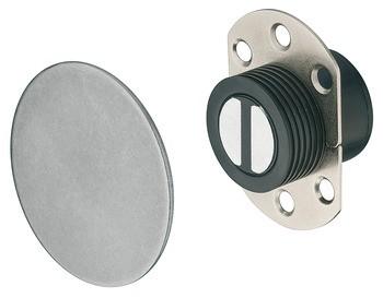 Türstopper / Bodentürpuffer - Magnetischer Tür-Feststeller - Häfele GmbH