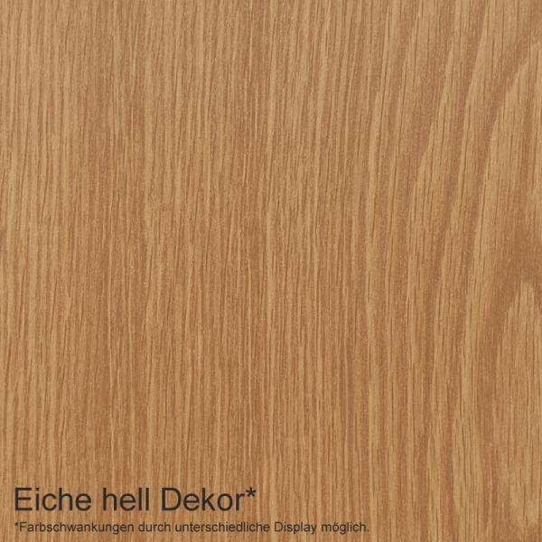 Eiche hell Mustertafel für Zimmertüren & Türzargen Dekor Maserung