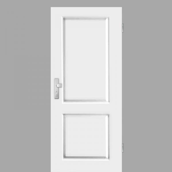 Elegance 02 Wohnungstüren / Schallschutztüren RAL 9010 Weißlack