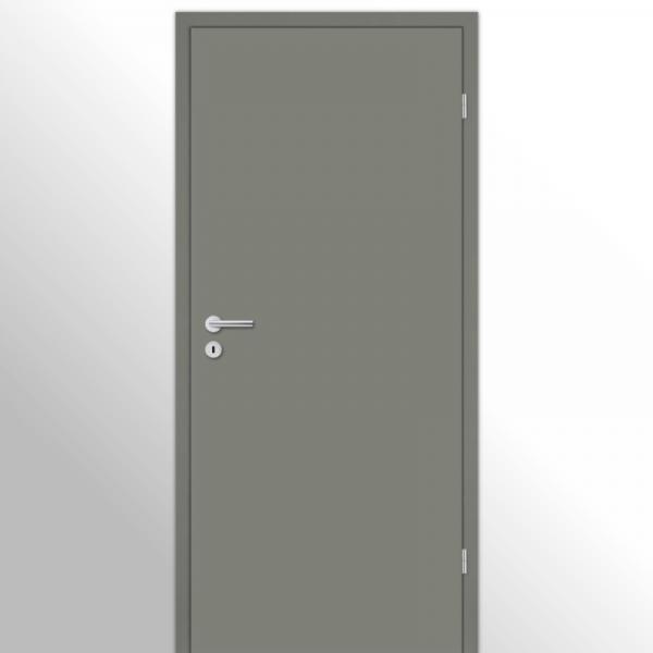 Lavagrau Zimmertür / Innentür RAL 7037