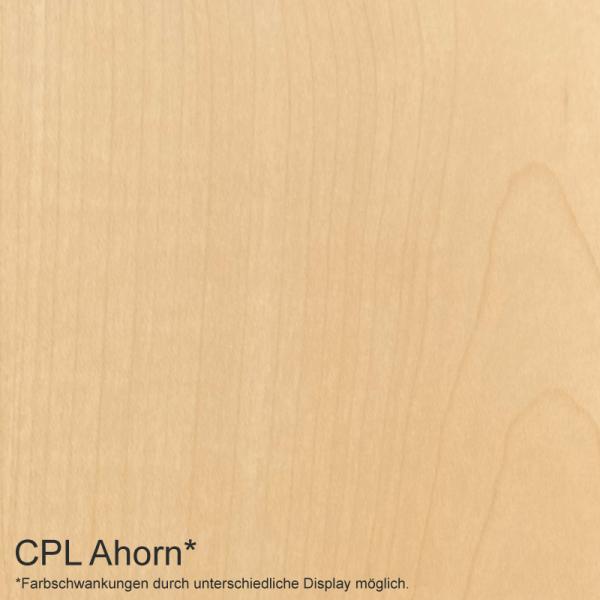 Ahorn Mustertafel für Zimmertüren & Türzargen CPL Maserung